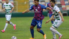 Bursaspor deplasmanda güldü: 0-2…