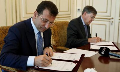 İBB ve USTDA arasında 5 milyon dolarlık hibe anlaşması
