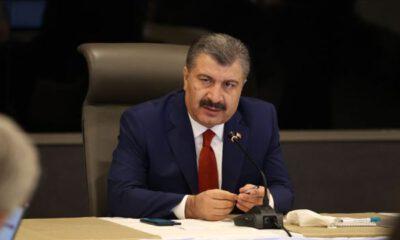 Sağlık Bakanı Koca: Ortak düşmana karşı birlikte mücadele edelim