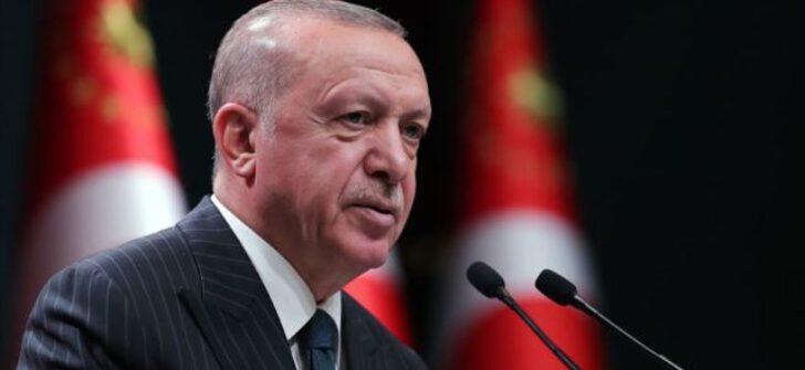Erdoğan'dan 'Türkiye'nin Doğu Akdeniz Politikası' paylaşımı
