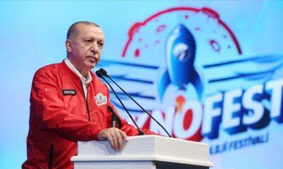 Erdoğan: İHA'lardaki başarıyı otomobil ve uçan arabalarda yakalayacağız