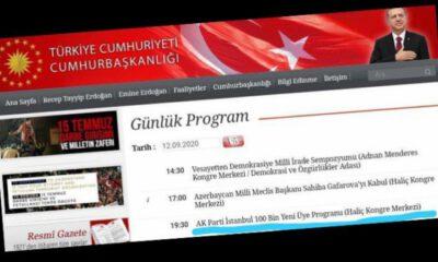 İstanbul'daki etkinlik yasağı, AKP'nin toplantısı için mi ertelendi?