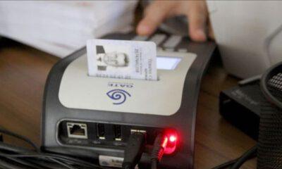 120 bin kişi, sürücü belgesi bilgilerini kimliğiyle birleştirdi