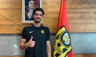 Kubilay Kanatsızkuş, Yeni Malatyaspor'la sözleşme imzaladı