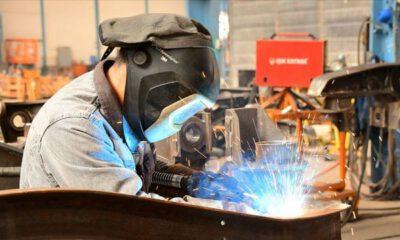 Sanayi üretimi yüzde 8,4 arttı