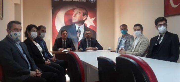 Türk Eğitim Sen Bursa Şubesi: Öğretmenler de büyük bir risk altında