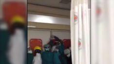 Başkentte sağlık çalışanlarına saldırıya ilişkin 2 gözaltı