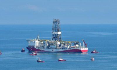 TPAO'dan Karadeniz'de bulunan doğalgaz rezervi açıklaması