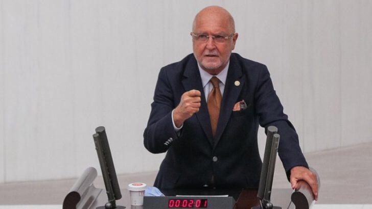 İYİ Partili Subaşı'dan iktidara, 'anayasa' tepkisi