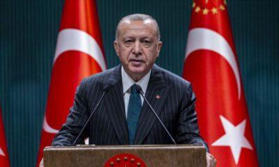 Erdoğan'dan 'koronavirüs tedbirleri' açıklaması