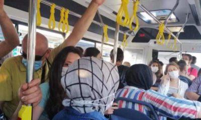 İYİ Parti'den, Bursa'da 'sırt sırta toplu ulaşım' tepkisi