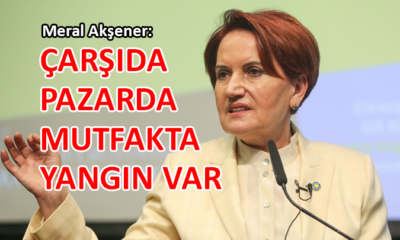 Meral Akşener, İYİ Parti Grup Toplantısında konuştu