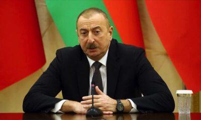 Azerbaycan Cumhurbaşkanı Aliyev: Bu anlaşma bizim şanlı zaferimizdir