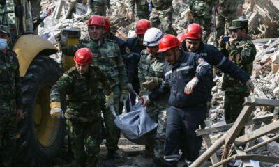 Ermenistan'ın saldırılarında 42 sivil yaşamını yitirdi, 206 sivil yaralandı