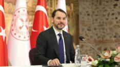 Hazine ve Maliye Bakanı Albayrak'tan kadro duyurusu