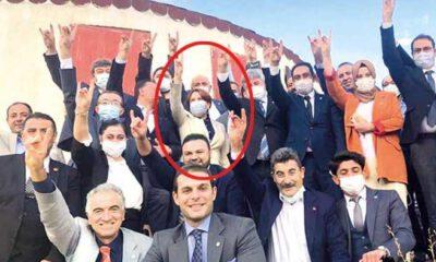 MHP'den Akşener'e 'bozkurt' tepkisi