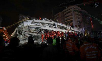 Depremde can kaybı 24, yaralı sayısı ise 804…
