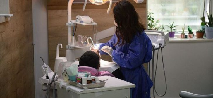 Diş sağlığı hizmetlerinde mesai düzenlemesi