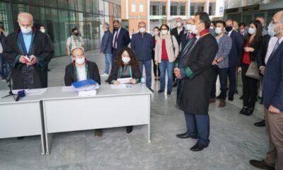 Bursa Barosu olağan genel kurulu 24-25 Ekim'e ertelendi