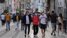 İstanbullular diğer illere göre 2 kat fazla Kovid-19 riski altında