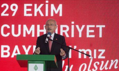 CHP Genel Başkanı Kılıçdaroğlu: Kimse umutsuzluğa kapılmasın!