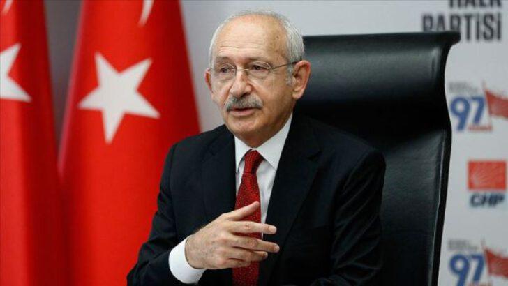 Kılıçdaroğlu: CHP'nin görevi toplumsal uzlaşmayı sağlamak