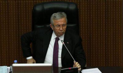 ABB Meclisi'nden Yavaş'a 700 milyonluk kredi kullanım yetkisi