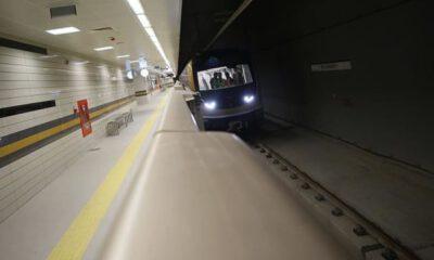 Metroyla İstanbul Havalimanı'na 30 dakikada ulaşılacak