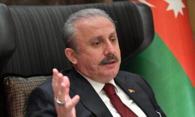 TBMM Başkanı Şentop: Ermenistan savaş suçu işliyor