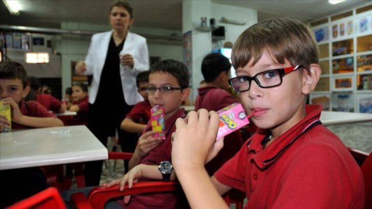 Okul gıdası uygulamasında yeni dönem