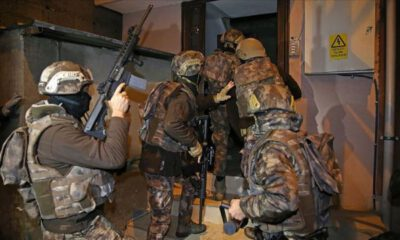 Başkentte terör örgütü DEAŞ operasyonu: 18 gözaltı