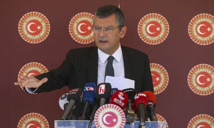CHP'den üç vekilin istifasıyla ilgili açıklama