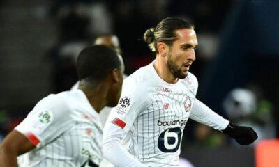 Yusuf Yazıcı'dan hat-trick… Lille, Sparta Prag'ı 4-1 yendi