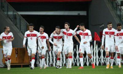 A Milli Futbol Takımı hazırlık maçında Hırvatistan'la berabere kaldı: 3-3
