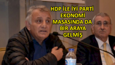 İYİ Parti'nin HDP ile katıldığı toplantının görüntüleri ortaya çıktı