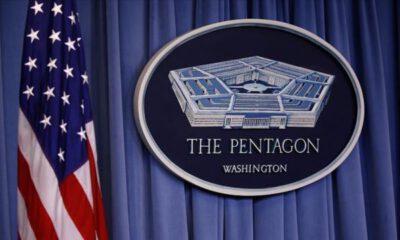 Pentagon'da 'istifa depremi'