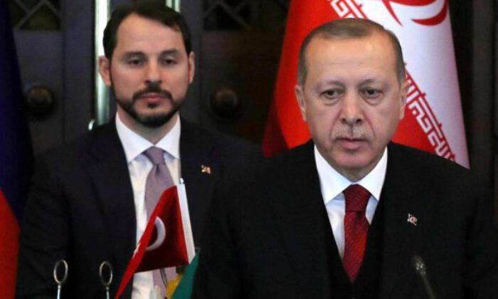 Erdoğan, Berat Albayrak'ın istifası ile ilgili ilk kez konuştu