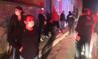 Bursa'da karantinadaki ailenin evi yangında kullanılamaz hale geldi