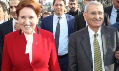 İYİ Parti'de Durmuş Yılmaz'dan Akşener'e zor soru!