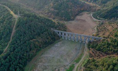 İstanbul'un barajlarında su seviyesi ortalaması yüzde 22…