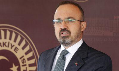 AK Partili Turan: Yargı reformu ilk imkanda MYK'ya sunulur