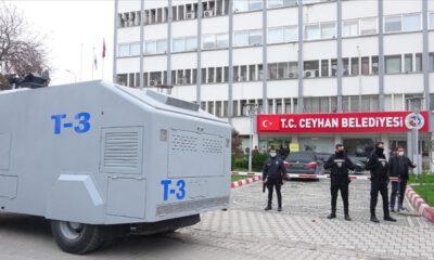 Adana Ceyhan ilçesinde rüşvet operasyonu: 23 gözaltı kararı