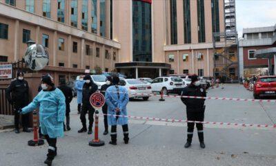 Gaziantep'te yoğun bakımda yangın: 8 hasta hayatını kaybetti