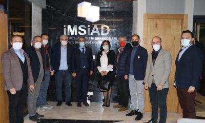 İMSİAD Başkanı Andıç:Gayrimenkul yatırımı beklemeye gelmez