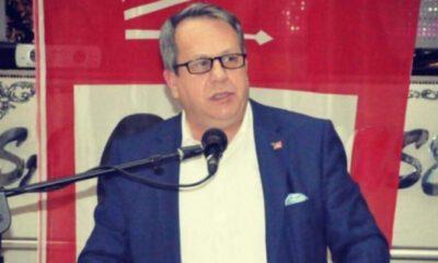 CHP Osmangazi İlçe Başkanı Akyolcular, istifa etti