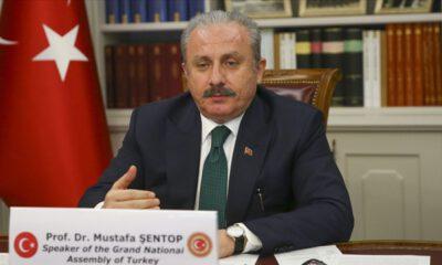Şentop'tan MIKTA başkanlarına Kovid-19 için işbirliği çağrısı