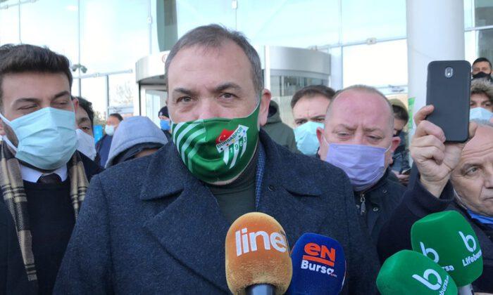 Bursaspor Genel Kurulunun bazı kararlarının iptaliyle davasınınilk duruşması yapıldı