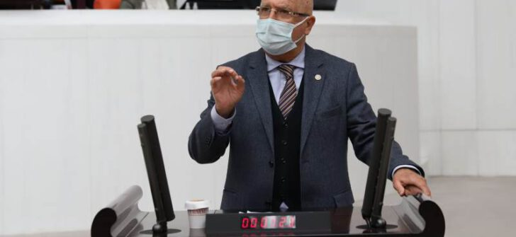 İYİ Partili Subaşı'ndan VUK'ta değişiklik için kanun teklifi