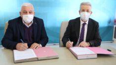Başkan Erdem, Nilüfer için pazarcılarla protokol imzaladı