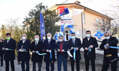 Bursa Büyükşehir'den Ana Kucağı zincirine bir halka daha